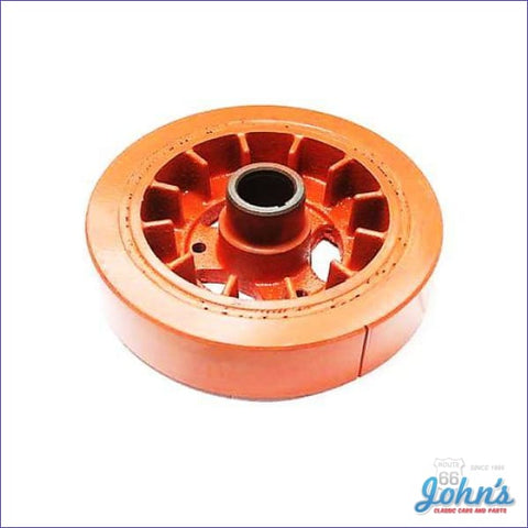 Harmonic Balancer 8 Finned Correct For L79 A X