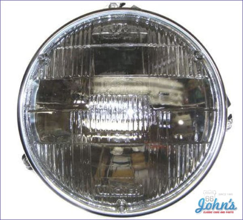 Headlight Capsule Assembly (Inner Hi Beam) Lh A