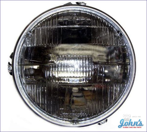Headlight Capsule Assembly (Inner Hi Beam) Rh A