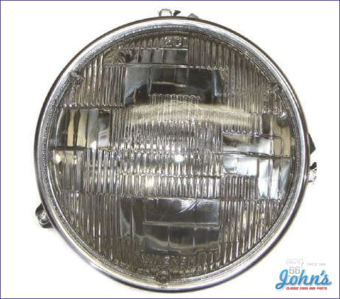 Headlight Capsule Assembly (Outer Lo-Beam) Lh Or Rh A