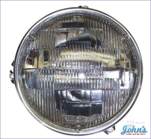 Headlight Capsule Assembly (Outer Lo-Beam) Rh A