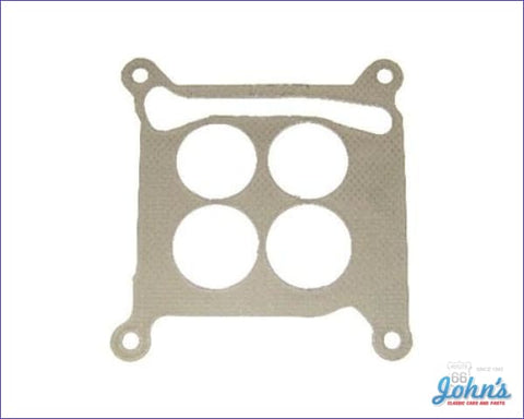 Holley Carburetor Gasket Bb With Gm Cast Iron Intake Oe Correct A F1