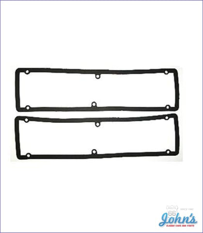 Hood Louver Gaskets- Pair Oe Style X F1
