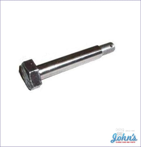 Idler Arm Shoulder Bolt X