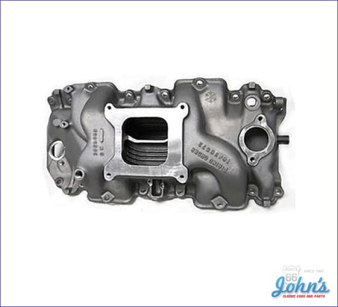 Intake Manifold 396 (Z-16) Aluminum With Rectangular Port A