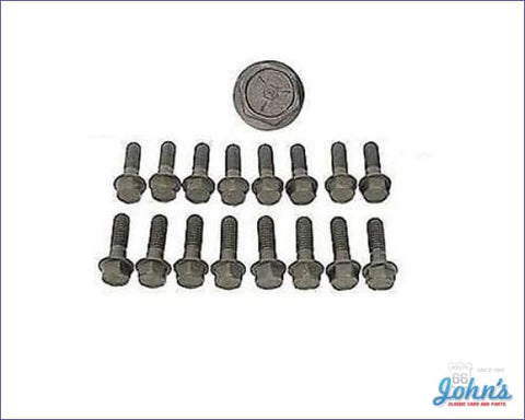 Intake Manifold Bolt Kit Bb With Cast Iron A F2 X F1