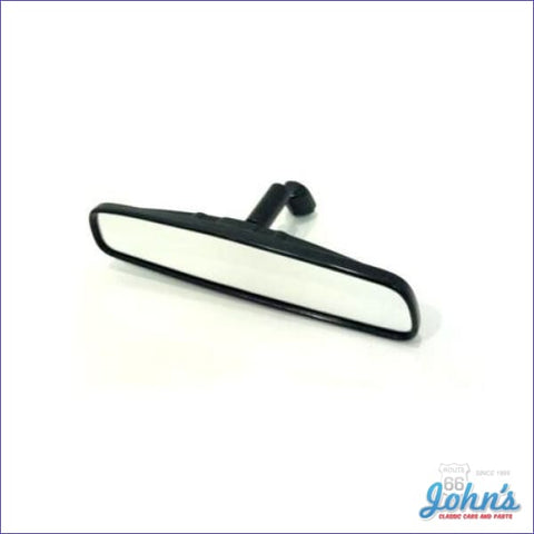 Interior Mirror Black. Includes Mounting Bracket. F2 X