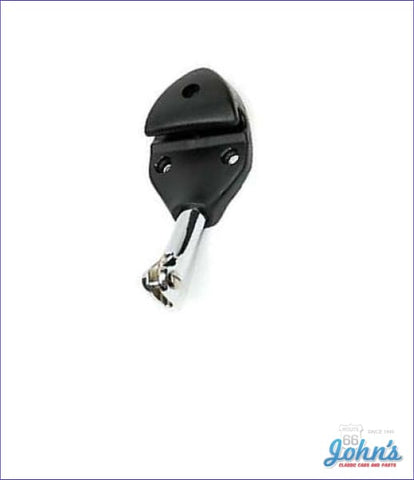 Interior Rearview Mirror Bracket With Cover A