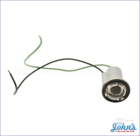 Light Socket 2 Wire For Backup - Replacement Style. Each A F2 X