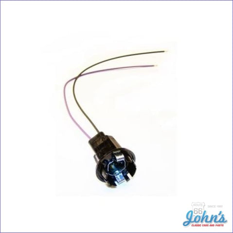 Light Socket 2 Wire For Brake Tail Turn Signal - Oe Style. Each A X F1