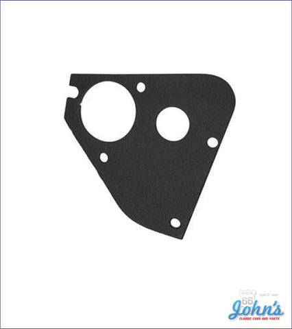 Lower Steering Column Seal A