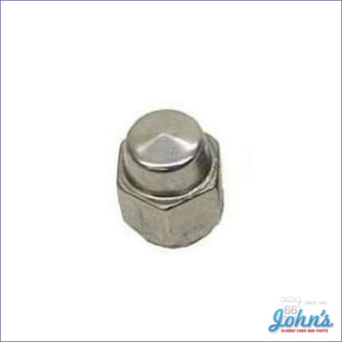 Lug Nut Each - Oe Capped With Ss Style Wheels X A F1