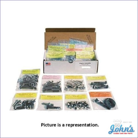 Master Body Hardware Kit 461Pc. A