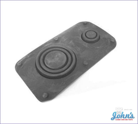 Master Cylinder Seal Non Bell Type With Disc Brakes- Oe Correct A F2 X