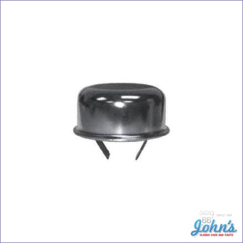 Oil Filler Tube Cap With 283 327 Push On Style A X F1