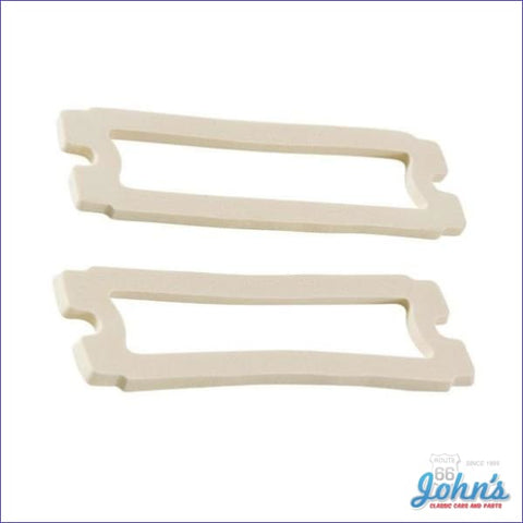 Park Lamp Lens Gaskets Pair A