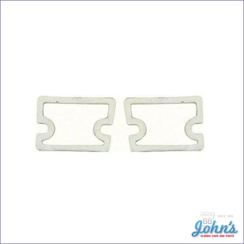 Park Lamp Lens Gaskets- Rally Sport- Pair Gm Licensed Reproduction F1