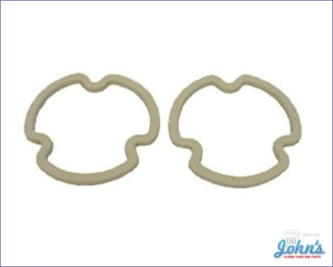 Park Lamp Lens Gaskets Rally Sport & Standard- Pair Gm Licensed Reproduction F1