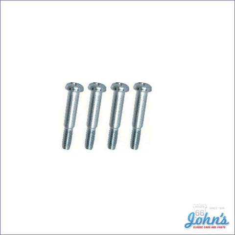 Park Lamp Lens Screw Kit 4Pc X A