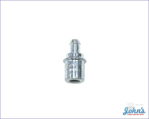 Pcv Valve With Big Block. A F2 X F1