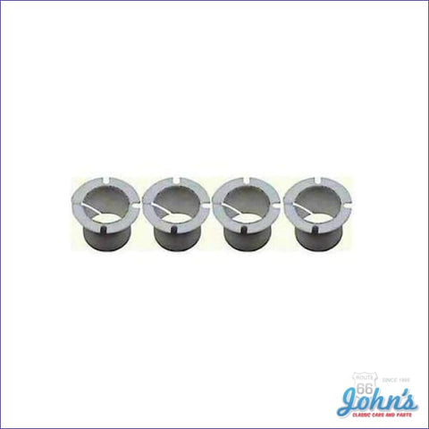 Pedal Bushing Kit With Automatic Or Manual Transmission. 4Pc A F2 X F1
