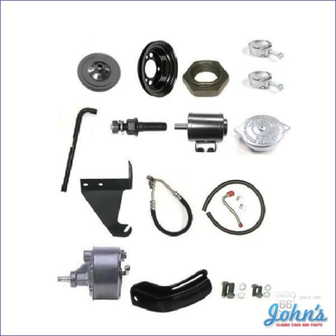 Power Steering Kit - Bb With Short Wp A