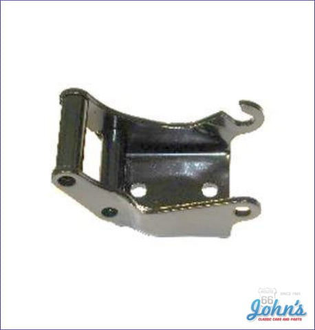 Power Steering Lower Bracket 302 350 With Short Water Pump With 8 Balancer. F1