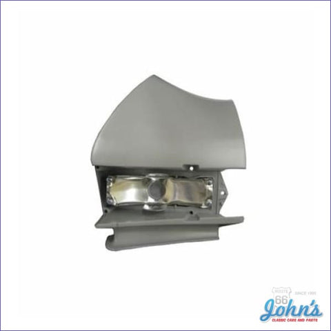 Quarter Panel Extension (Tail Light Housing)- Lh A
