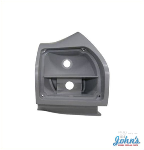Quarter Panel Extension (Tail Light Housing)- Rh A