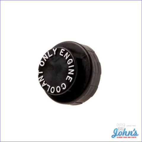 Radiator Overflow Reservoir Cap Vented Gm Replacement F2