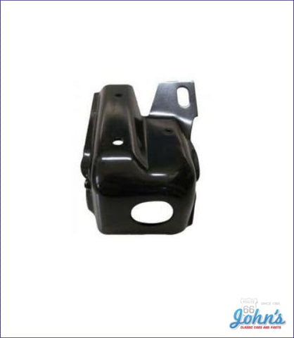 Radiator Support To Frame Brackets- Lh A