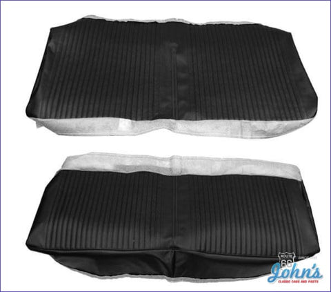Rear Seat Cover For Convertible A