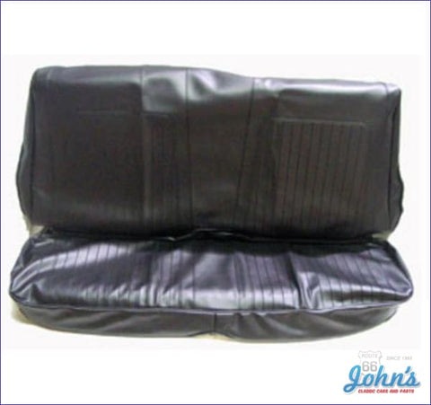 Rear Seat Cover With Standard Interior Fold Down F1
