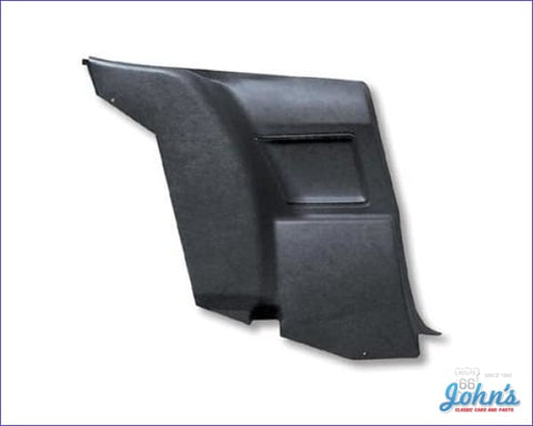 Rear Side Lower Trim Panel Lh. (Os2) F2