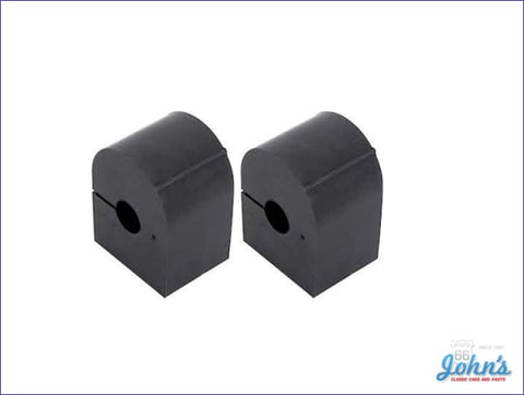 Rear Sway Bar Bushings With 9/16 Gm Pair F2 X