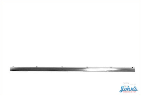 Rocker Panel Molding For Malibu Ss- Rh (Os2) A