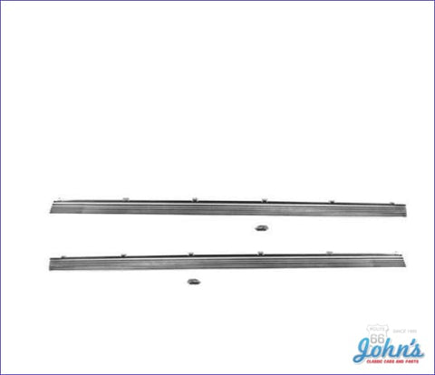 Rocker Panel Moldings Kit For Ss- Pair (Os2) A