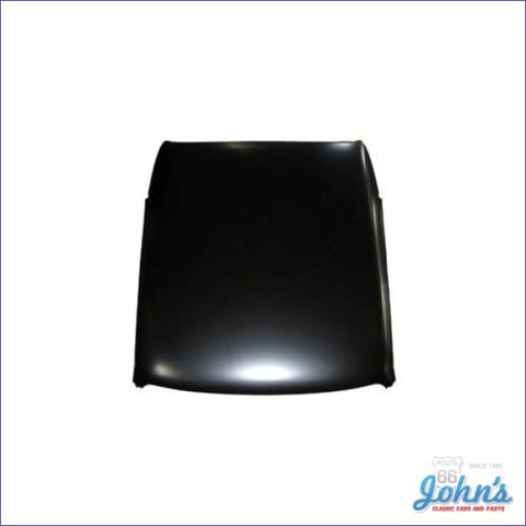 Roof Panel - 2Dr. (Truck) X