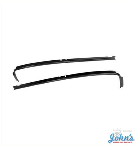 Roof Rail Gutters- Pair (Os1) A