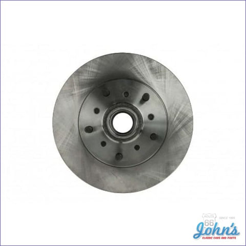 Rotor Front With Four Piston Caliper 2 Piece Design- Each (O/s$5) A X F1