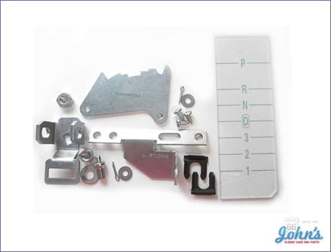 Shift Conversion Bracket Kit To Overdrive Upper And Lower A