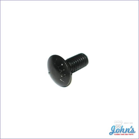 Shock Tower Mounting Bolt. Ea X