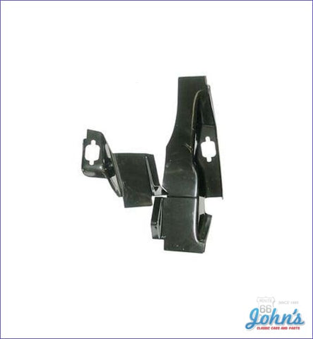 Shock Tower Support Bolt Plate - Rh X