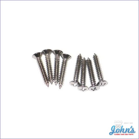 Sill Plate Screws - 8Pc. X