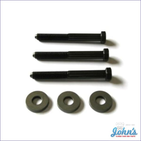 Steering Box Mounting Hardware Kit. Includes Correct Thick Washers. F1 X