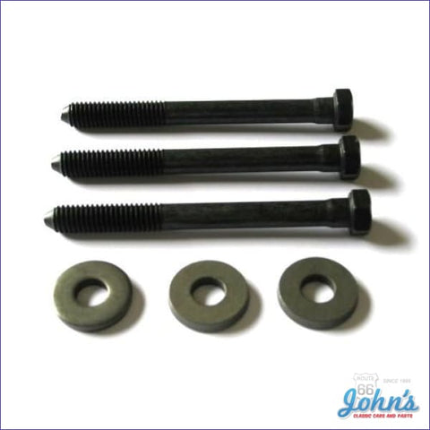 Steering Box Mounting Hardware Kit. Includes Correct Thick Washers. F2 A