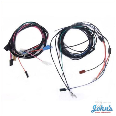 Tach And Gauge Conversion Harness A