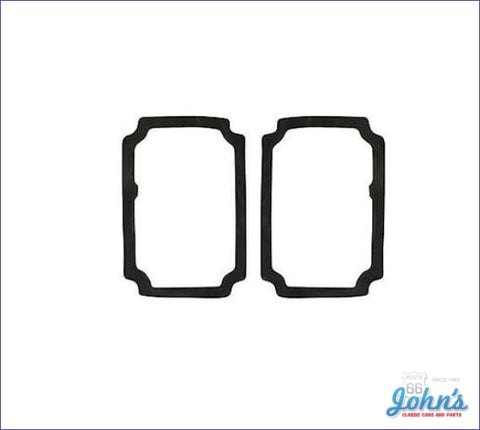 Tail Light Lens Gaskets- Pair A