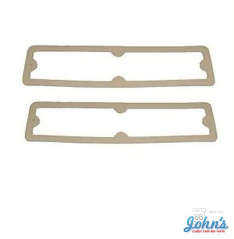 Tail Light Lens Gaskets - Pair. X
