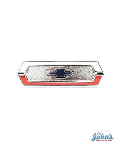 Tailgate Bowtie Emblem. Gm Licensed Reproduction. A